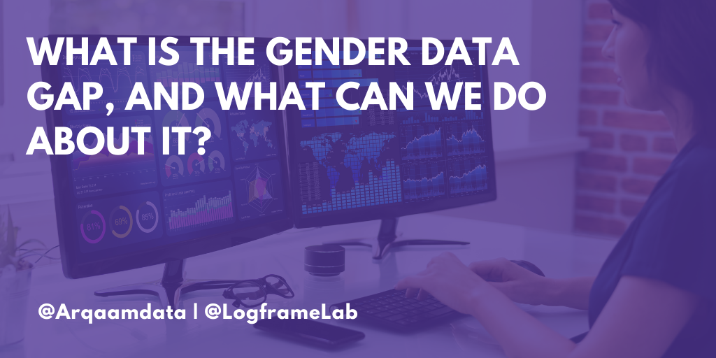What is the Gender Data Gap, and What Can We Do About It?
